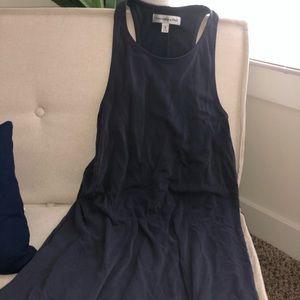 Racer back dress